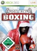 Logo for Don King Boxing