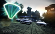 Need for Speed World: Screenshot zum neuen Spielmodus namens Schatzsucher