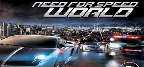 Logo for Need for Speed World
