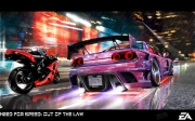 Need for Speed SHIFT: Neuer Screen von Need for Speed: Out of the Law?