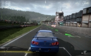 Need for Speed SHIFT: Screenshot aus der Tiny HUD Elements Mod für Need for Speed Shift