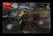 Call of Duty: World at War: Screenshot aus CoD: World at War für iPhone und iPod Touch.