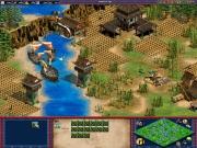 Age of Empires II: The Conquerors: Das koreanische Schildkrötenschiff in Aktion