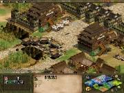 Age of Empires II: The Conquerors: Mit schweren Belagerungswaffen werden die Burgen auseinandergenommen.
