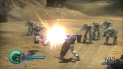Dynasty Warriors: Gundam 2: Screenshot - Dynasty Warriors: Gundam 2
