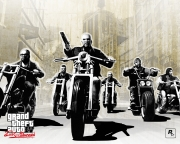 Grand Theft Auto IV: The Lost and Damned: GTA IV Lost & Damned - Hintergrundbild für euren Desktop