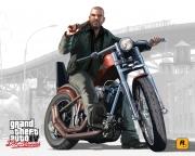 Grand Theft Auto IV: The Lost and Damned: GTA IV Lost & Damned - Hintergrundbild für euren Desktop