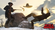 Red Dead Redemption: Screenshot aus dem kostenlosen Myths & Mavericks Bonus Pack
