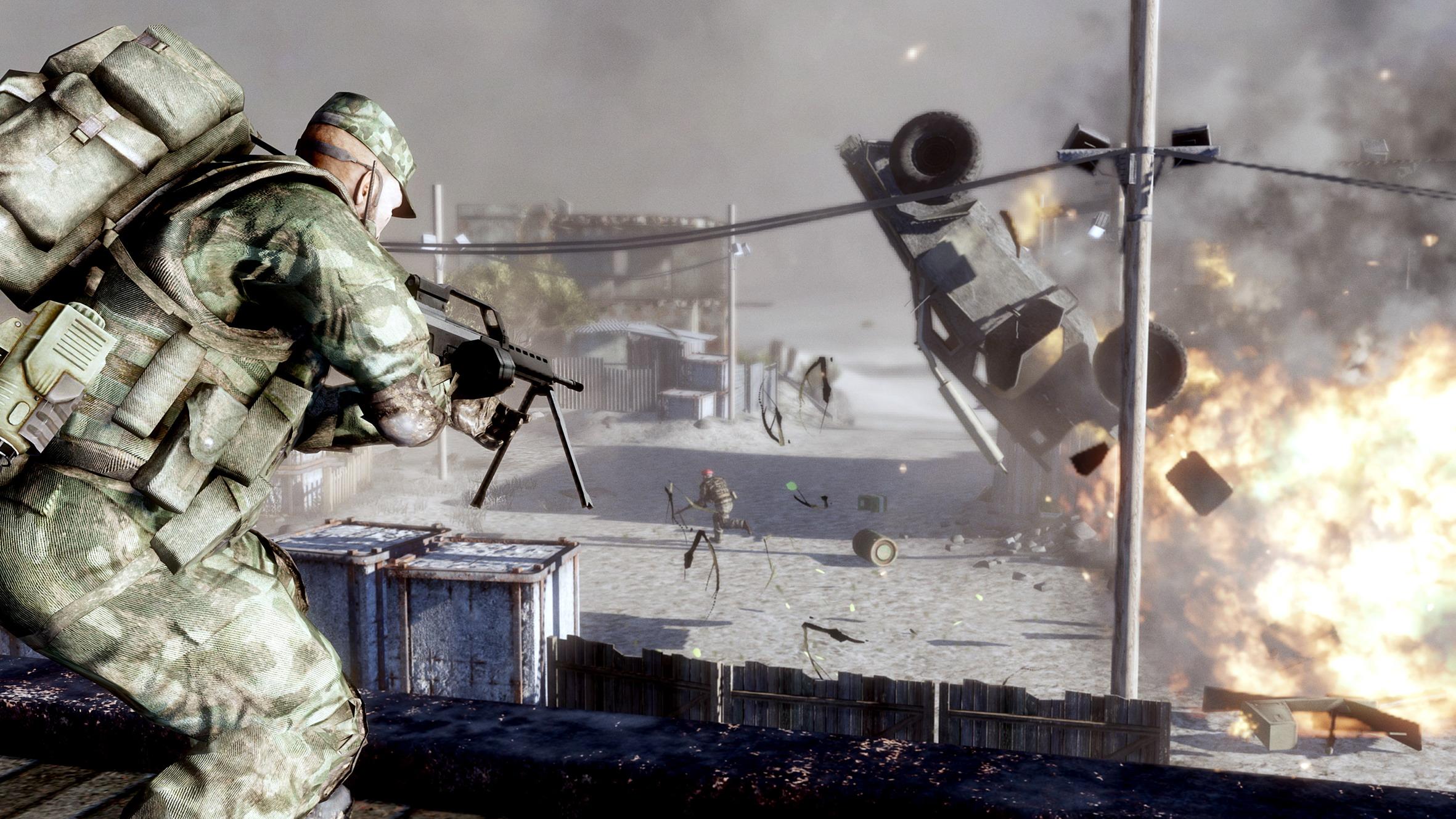 Battlefield Bad Company 2 (2010) / Action / Русский / Multi8 + RePack