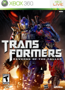 Logo for Transformers: Die Rache