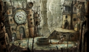Machinarium: Artworks zum kommenden Adventure Machinarium.