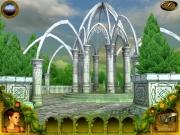 GODS - Lands of Infinity: Screen aus dem Rollenspiel.