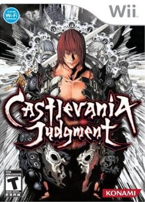 Logo for Castlevania Judgment