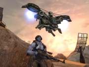 Rogue Trooper: Quartz Zone Massacre: Screenshot aus dem Wii Actionspiel Rogue Trooper: Quartz Zone Massacre