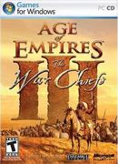 Logo for Age of Empires III: The WarChiefs