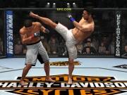 UFC Undisputed 2009: Screenshot aus dem Kampfspiel UFC 2009 Undisputed