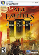 Logo for Age of Empires III: The Asian Dynasties