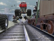 Monster Jam: Urban Assault: Screenshot - Monster Jam Urban Assault