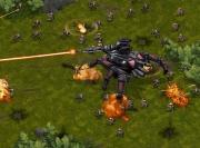 Supreme Commander: Offizieller Screen von Supreme Commander f�r den PC.