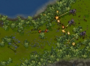 Supreme Commander: Offizieller Screen von Supreme Commander für den PC.