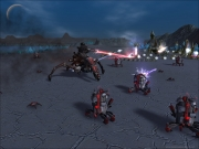 Supreme Commander: Forged Alliance: Neue Bilder direkt von THQ.