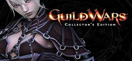 Logo for Guild Wars