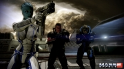 Mass Effect 2: Screen zum DLC Shadow Broker von Mass Effect 2.