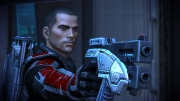 Mass Effect 2: Screen aus der PS3 Version des Titels.