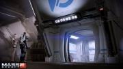 Mass Effect 2: Screen zum DLC Die Ankunft.