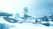"Lost Planet 2: Screenshot zur Map ""Frozen Wasteland"" aus dem offiziellen Map Pack 2"
