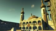 Call of Juarez: Bound in Blood: Screen aus der MP Map Bagdad.