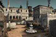 Call of Juarez: Bound in Blood: Screen aus der MP Map Crash COJ2 Edition.