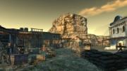 Call of Juarez: Bound in Blood: Screen aus der MP Map Schabowy.