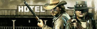 Call of Juarez: Bound in Blood - Sattel die Pferde