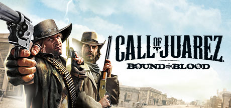 Logo for Call of Juarez: Bound in Blood