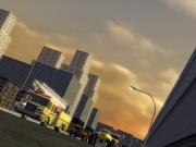 Truck Racer: Screenshot aus dem Rennspiel Truck Racer