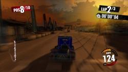 Truck Racer: Screenshot zum Titel.