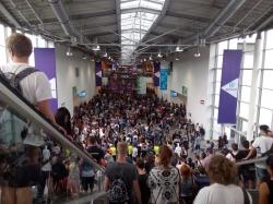 Allgemein - Abschlussbericht der Gamescom 2016 - Erneut wieder 345.000 Besucher
