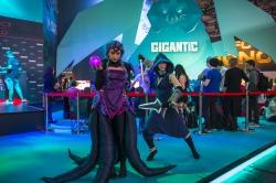 Allgemein: Bilder Impressionen - Gamescom 2016 Tage 1-3