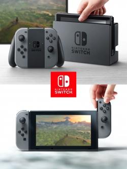 Allgemein - Unsere Livestream-Boxen stehen auf Nintendo Switch Experience 2017