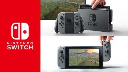 Allgemein - Nintendo Switch Details durch Eintrag bei der FCC bekannt