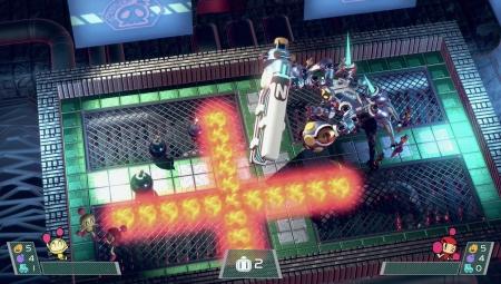 Allgemein - Super Bomberman R wir Launchtitel für die Nintendo Switch