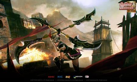 Allgemein - Dynasty Warriors: Unleased für iOS und Android veröffentlicht