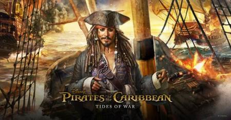 Allgemein - Voranmeldung zum mobile-MMO Pirates of the Caribbean: Tides of War ab heute möglich