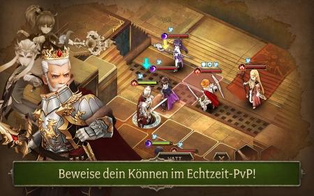 Allgemein - Mobile Game War of Crown offiziell veröffentlicht