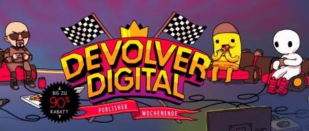 Allgemein - Devolver Digital beim Steam Publisher Weekend
