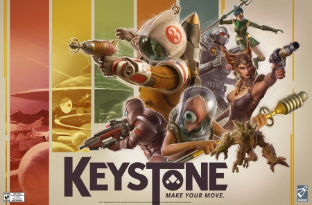 Allgemein - Digital Extremes kündigt neuen First-Person-Shooter Keystone an