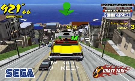 Allgemein - Crazy Taxi Gazillionaire angekündigt - Crazy Taxi Classic jetzt kostenlos erhältlich!