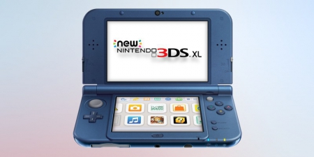 Allgemein - Ankündigungstrailer zum kommenden New Nintendo 2DS XL