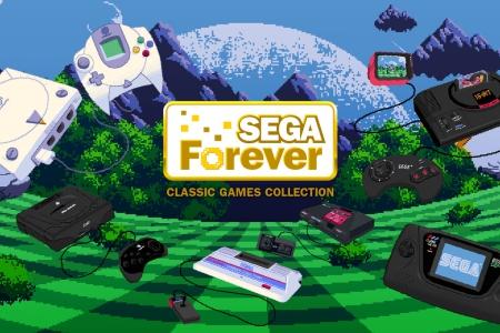 Allgemein - Spiele die Sega-Klassiker ab heute auf deinem Smartphone